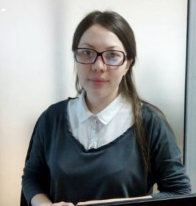 Айнура, менеджер по переводам