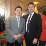 Переводчик с Генеральным директором McDonald's Стивеном Истербруком (08.03.16)